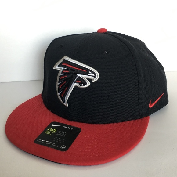 03dd5673 50% off atlanta falcons nike hat 8b5b3 2a516